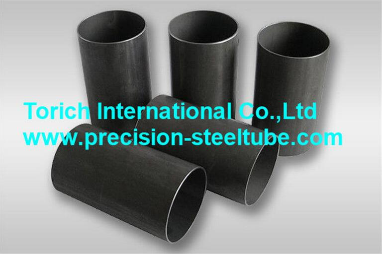 Cold Drawn Welded Precision DOM Tubes