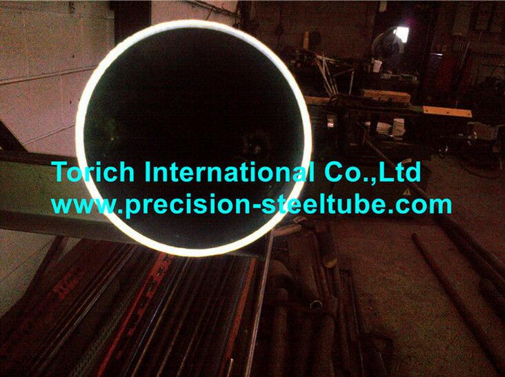 Low Carbon Welded DOM Steel Pipe
