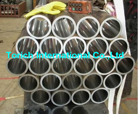 Precision Welded Cold Drawn DOM Steel Tube for Oil Cylinders ISO 9001-2008