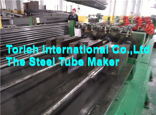 DOM Steel Tube Production