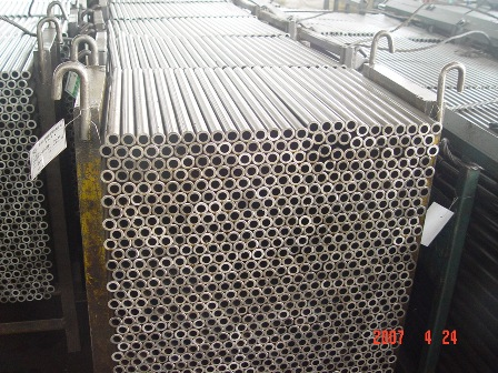 Steel Tubes with alloy steel grade 20MnCr5