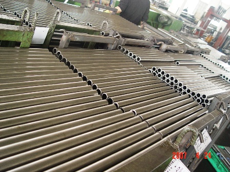 Cold Drawn Alloy Steel Pipes